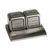 Icon Action Dice-Bethune-Cookman Engraved