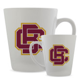 12oz Ceramic Latte Mug-Primary Mark