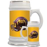 Full Color Decorative Ceramic Mug 22oz-Football