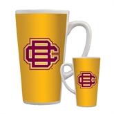 Full Color Latte Mug 17oz-BC Logo