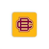 Hardboard Coaster w/Cork Backing-BC Logo