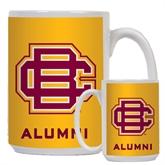 Alumni Full Color White Mug 15oz-BC Logo