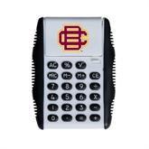 White Flip Cover Calculator-BC Logo