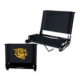 Stadium Chair Black-Wildcat Head