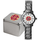 Mens Stainless Steel Fashion Watch-BC Logo