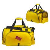 Challenger Team Gold Sport Bag-BCU