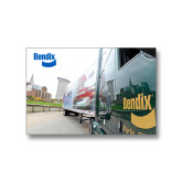 5 x 7 Photographic Print-Bendix Truck City Background