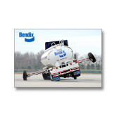 8 x 10 Photographic Print-Bendix Stability Systems Truck