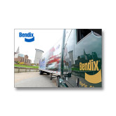8 x 10 Photographic Print-Bendix Truck City Background