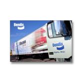 8 x 10 Photographic Print-Bendix Truck Parking Lot