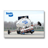 11 x 17 Photographic Print-Bendix Stability Systems Truck