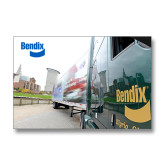 11 x 17 Photographic Print-Bendix Truck City Background