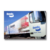 11 x 17 Photographic Print-Bendix Truck Parking Lot