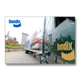 15 x 20 Photographic Print-Bendix Truck City Background