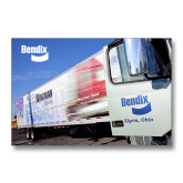 15 x 20 Photographic Print-Bendix Truck Parking Lot