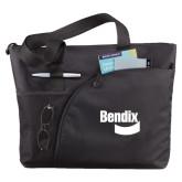 Excel Black Sport Utility Tote-Bendix