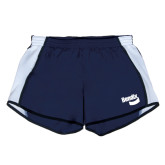 Ladies Navy/White Team Short-Bendix