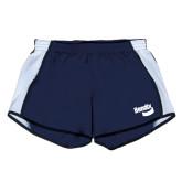 Ladies Navy/White Team Short-Bendix
