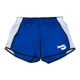Ladies Royal/White Team Short-Bendix