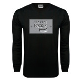 Black Long Sleeve TShirt-Genuine Bendix