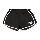 Ladies Black/White Team Short-Bendix