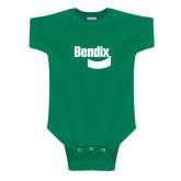 Kelly Green Infant Onesie-Bendix