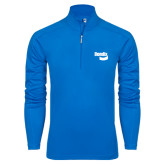 Syntrel Royal Blue Interlock 1/4 Zip-Bendix
