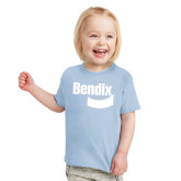 Toddler Light Blue T Shirt-Bendix