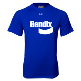Under Armour Royal Tech Tee-Bendix