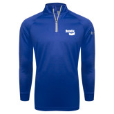 Under Armour Royal Tech 1/4 Zip Performance Shirt-Bendix