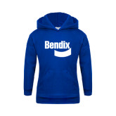 Youth Royal Fleece Hoodie-Bendix