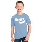 Youth Light Blue T Shirt-Bendix
