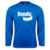 Performance Royal Longsleeve Shirt-Bendix