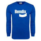 Royal Long Sleeve T Shirt-Bendix