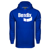 Under Armour Royal Performance Sweats Team Hoodie-Bendix