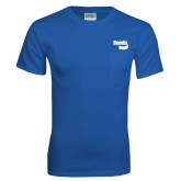 Royal T Shirt w/Pocket-Bendix