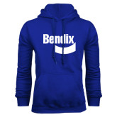 Royal Fleece Hoodie-Bendix