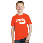 Youth Orange T Shirt-Bendix