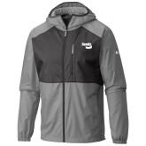 Columbia Flash Forward Grey/Black Wind Jacket-Bendix