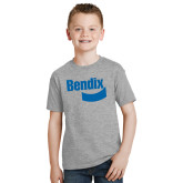 Youth Grey T-Shirt-Bendix