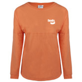 Coral Game Day Jersey Tee-Bendix