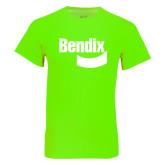Neon Green T Shirt-Bendix