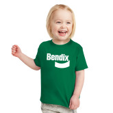 Toddler Kelly Green T Shirt-Bendix