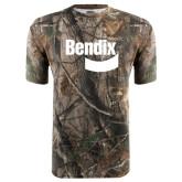 Realtree Camo T Shirt-Bendix