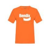 Youth Neon Orange T Shirt-Bendix