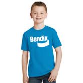 Youth Sapphire T Shirt-Bendix
