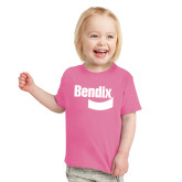 Toddler Fuchsia T Shirt-Bendix
