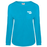 Turquoise Game Day Jersey Tee-Bendix