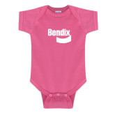 Fuchsia Infant Onesie-Bendix