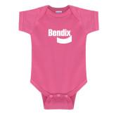 Fuchsia Infant Onesie-Bendix